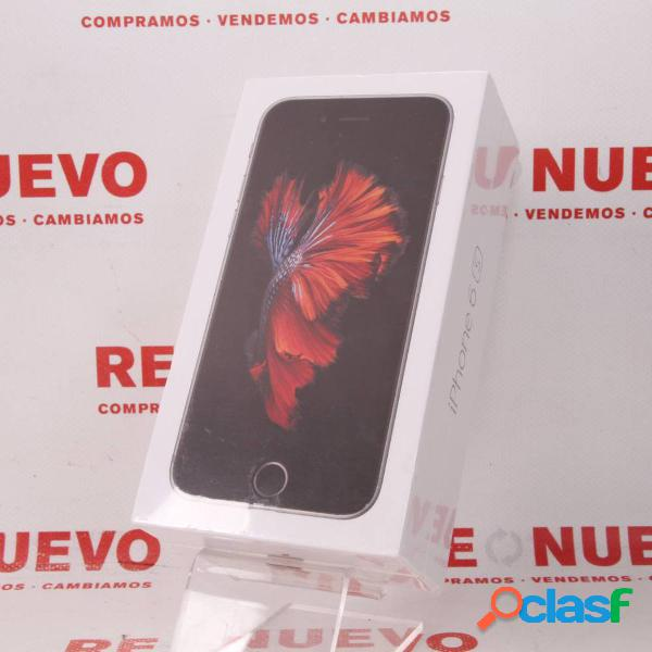 Iphone 6s 64gb space gray libre nuevo precintado e294253
