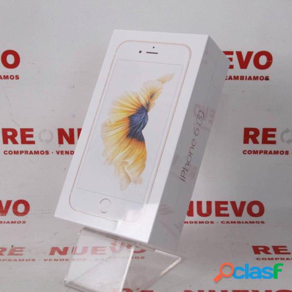 Iphone 6s de 16gb gold libre nuevo precintado e297522