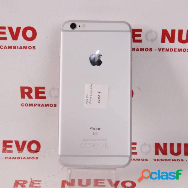 IPHONE 6S PLUS de 64GB Silver Libre de segunda mano E295016 2