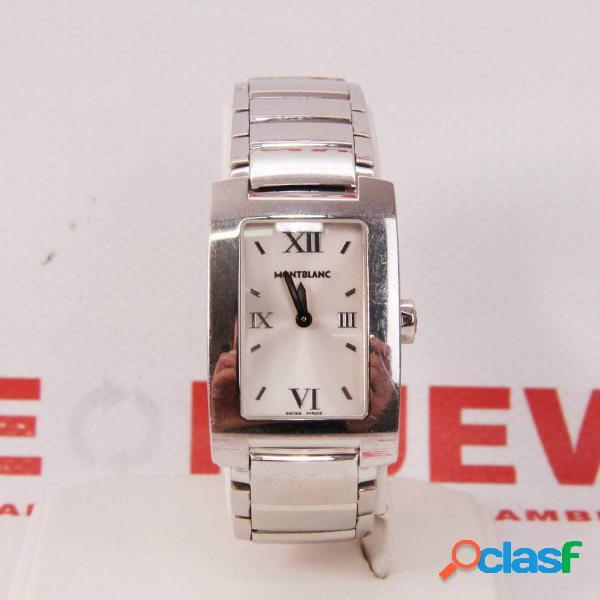 Reloj montblanc profile 7077 de segunda mano e295947