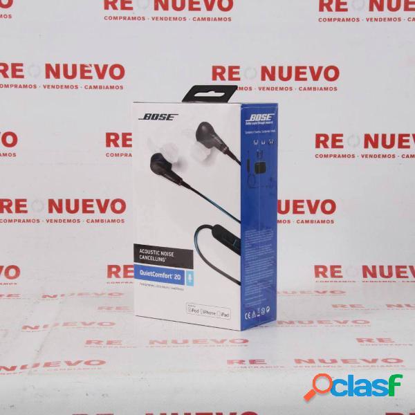 Auriculares bose quietcomfort 20 nuevo e297655