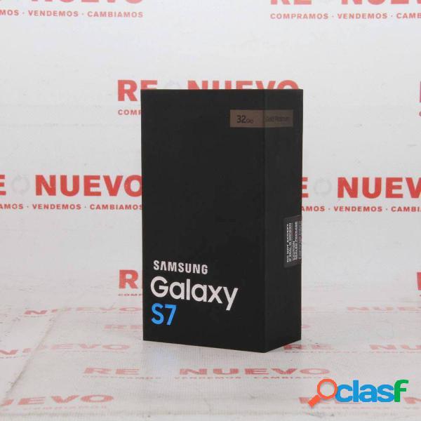 Samsung galaxy s7 de 32gb gold libre nuevo precintado e298723