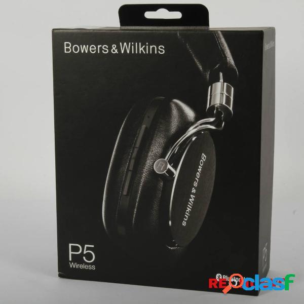 Auriculares bowers p5 wireless nuevos precintados e301675