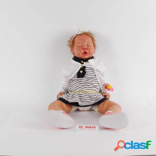 Bebe reborn kit chloe de anne timmerman de segunda mano e292183