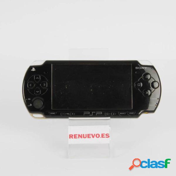 Consola psp 2004 negra de segunda mano e300932