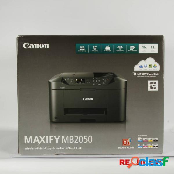 Impresora canon maxify mb2050 e301711