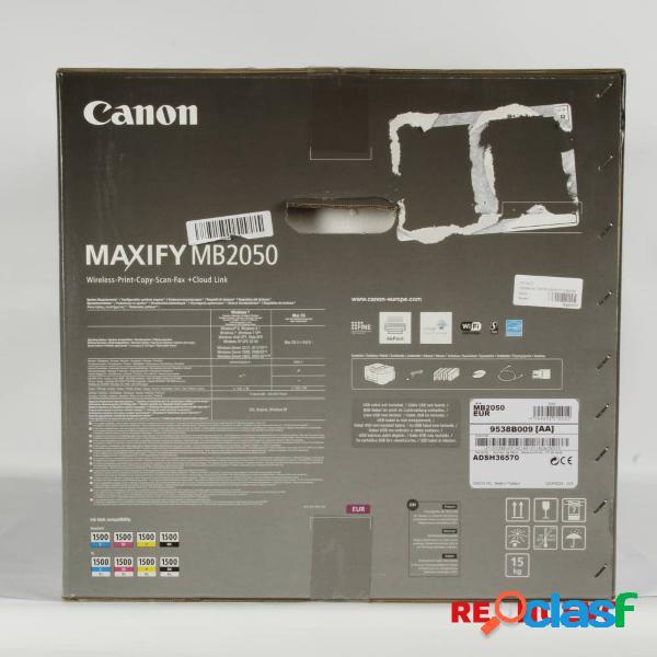 Impresora CANON MAXIFY MB2050 E301711 1