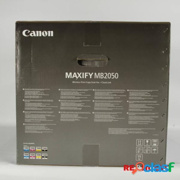 Impresora CANON MAXIFY MB2050 E301711 2