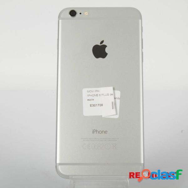 IPHONE 6 PLUS de 16GB Silver de segunda mano E301706 3