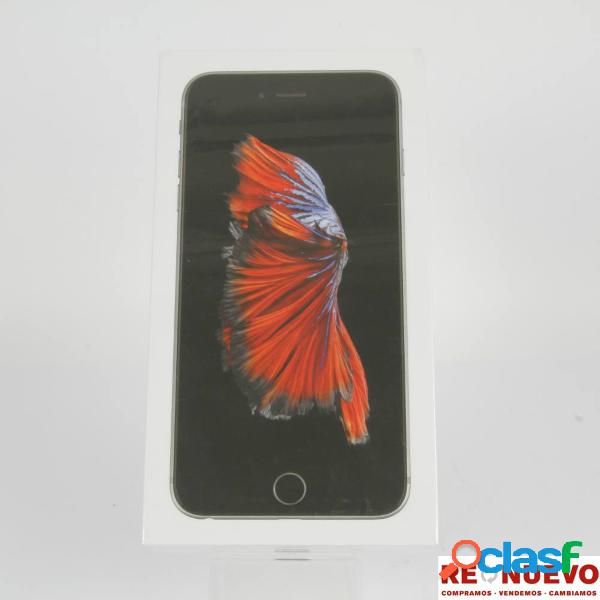 Iphone 6s plus de 64gb space grey libre nuevo precintado e301401