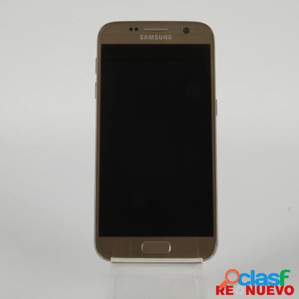 Samsung galaxy s7 de 32gb gold platinum de segunda mano e302061