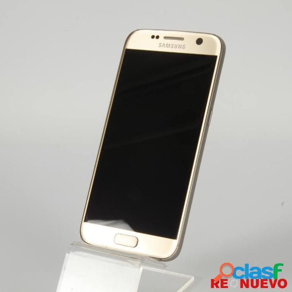 SAMSUNG GALAXY S7 de 32GB Gold Platinum de segunda mano E302061 1