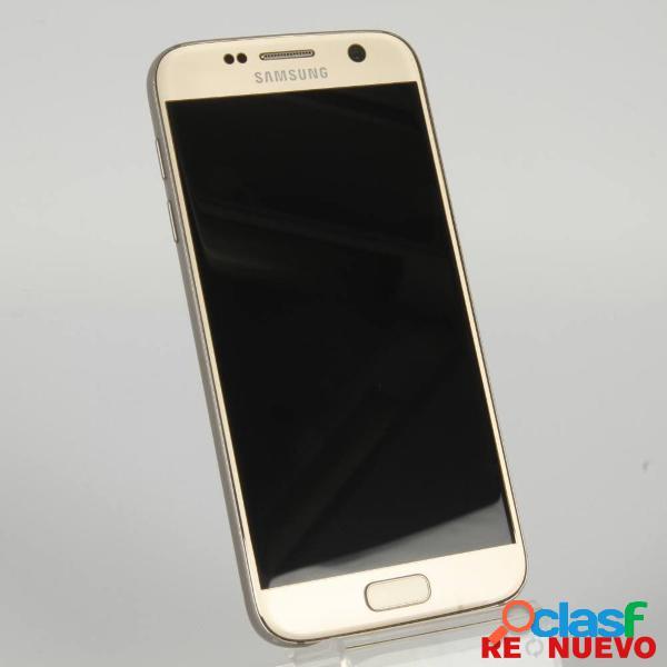 SAMSUNG GALAXY S7 de 32GB Gold Platinum de segunda mano E302061 2