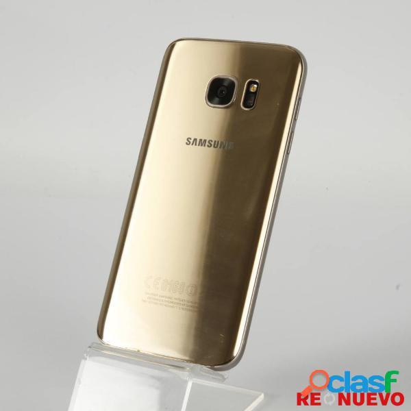 SAMSUNG GALAXY S7 de 32GB Gold Platinum de segunda mano E302061 3