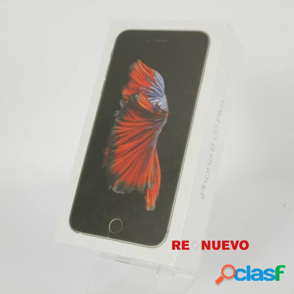 Iphone 6s plus de 64gb space gray libre nuevo precintado e303696