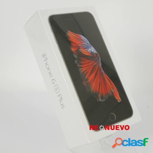 IPHONE 6S PLUS de 64GB Space Gray Libre Nuevo Precintado E303696 1