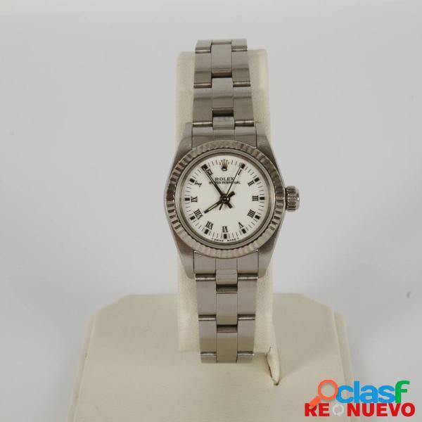 Reloj rolex de acero y oro 67194 de segunda mano e303013