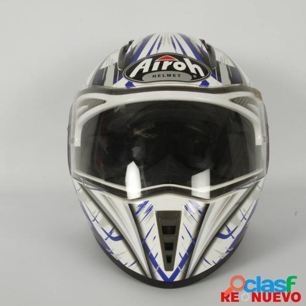 Casco de moto integral airoh helmet talla l de segunda mano e305399