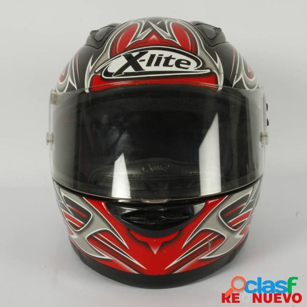 Casco de moto integral x-lite talla l de segunda mano e304383