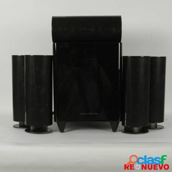 Equipo de sonido harman kardon hkts200 + cen-ts20/30 e304769