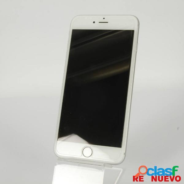 Iphone 6 plus de 128gb silver libre de segunda mano e304792