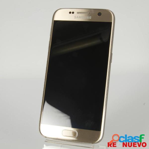 Samsung galaxy s7 de 32gb gold libre de segunda mano e304772