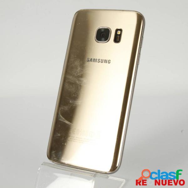 SAMSUNG GALAXY S7 de 32GB Gold Libre de segunda mano E304772 2