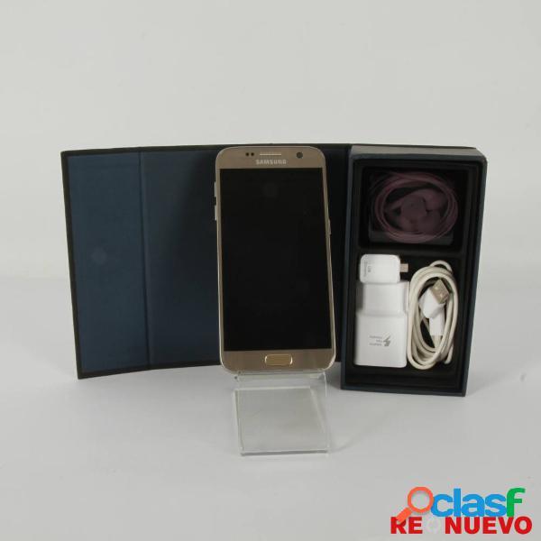 SAMSUNG GALAXY S7 de 32GB Gold Libre de segunda mano E304772 3