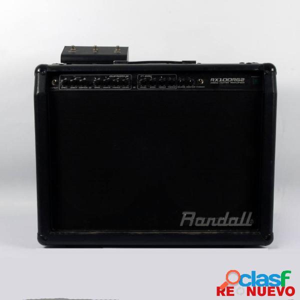 Amplificador randall rx100rg2 de segunda mano e302658