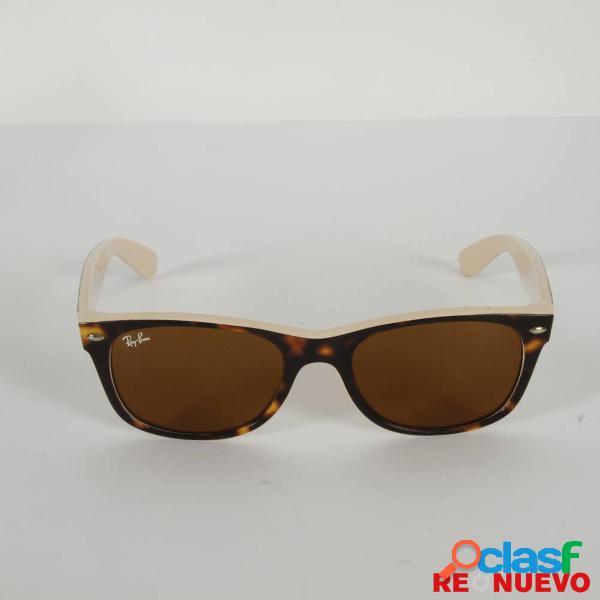 Gafas de sol rayban new wayfarer rb2132 de segunda mano e305802