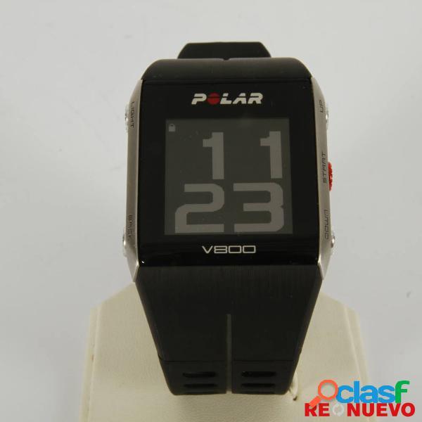 Reloj deportivo polar v800 hrm de segunda mano e306097