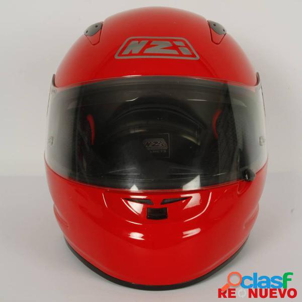 Casco de moto integral nzi vitesse ii talla m de segunda man e306661
