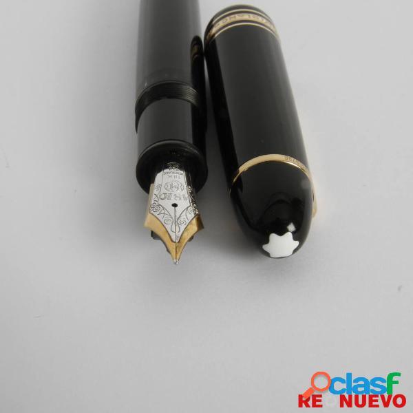 Pluma MONTBLANC MEISTERSTUCK 149 de segunda mano E307285 3