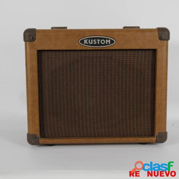 Amplificador de guitarra kustom sienna 16 segunda mano e307137