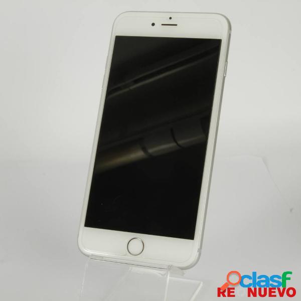 Iphone 6s plus de 128gb silver libre de segunda mano e305317