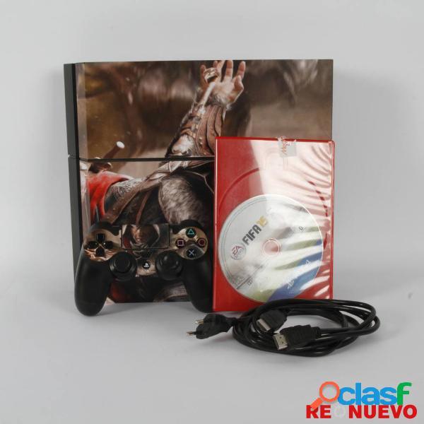 PACK PLAYSTATION 4 500GB+FIFA15 E307353 2