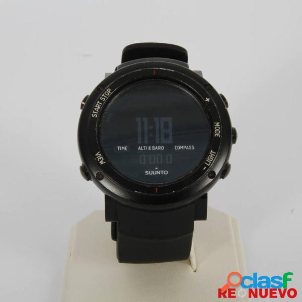 Reloj deportivo suunto core alu deep black de segunda mano e307052