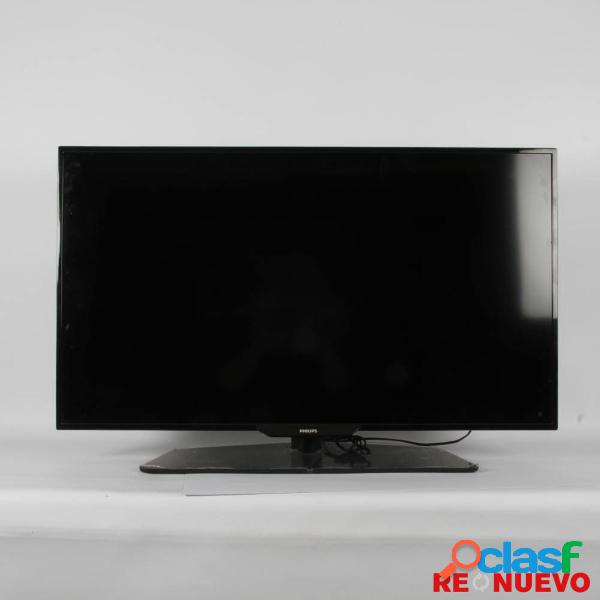 "Televisor led philips 40ph5300 de 40"" de segunda mano e307425"
