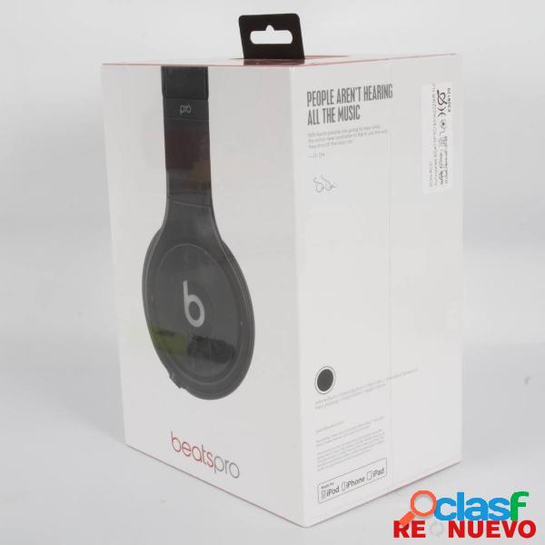 Auriculares beatspro mha22zm/b nuevos precintados e308129