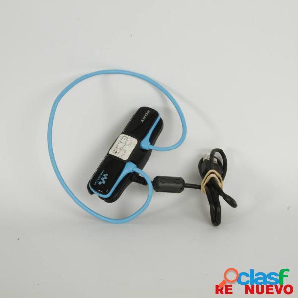 Auriculares reproductor sony nwz-w273s de segunda mano e304421
