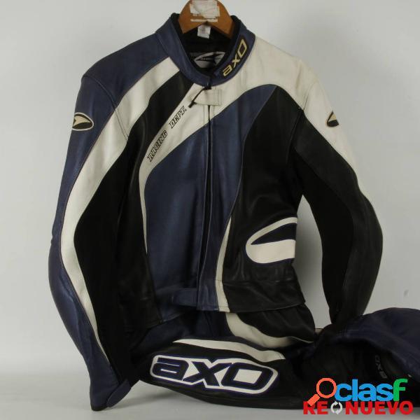 Mono divisible de moto AXO talla 54 de segunda mano E305831 1