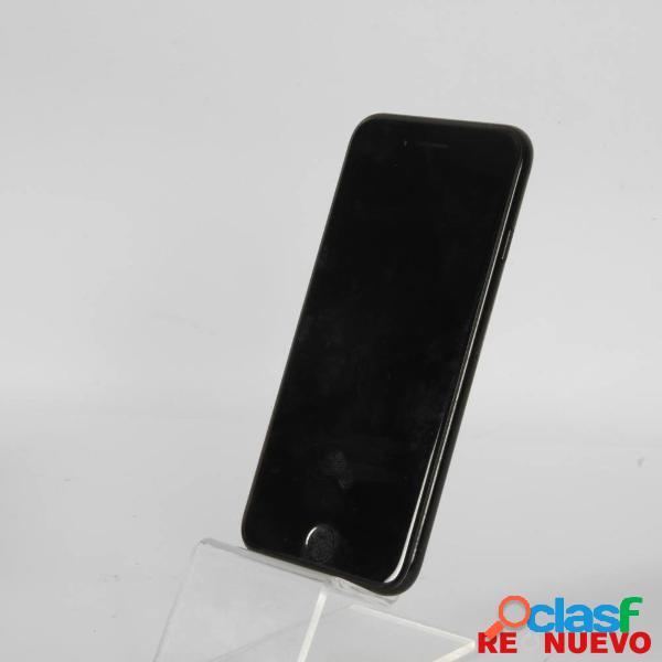 Iphone 7 de 128gb jet black de segunda mano e308372