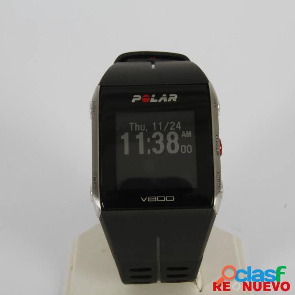 Reloj pulsã³metro deportivo polar v800 hrm de segunda mano e307437