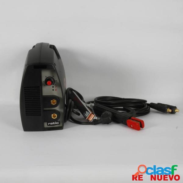 Soldador Arco INVERTER RATIO INV-160 NUEVO E308192 1