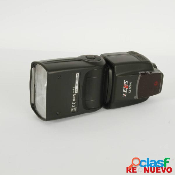 Flash zeus tz-500n electrã³nico para nikon e308996