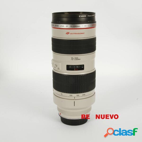 Objetivo canon 70-200mm f2,8l usm segunda mano e308930