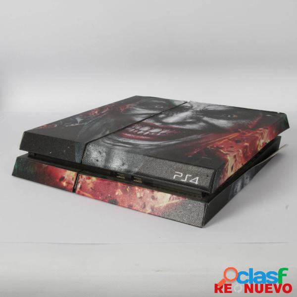 Playstation 4 500gb vinilo joker e307726