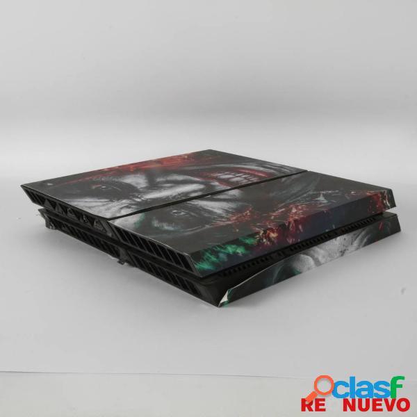PLAYSTATION 4 500GB vinilo JOKER E307726 1
