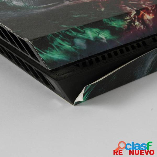 PLAYSTATION 4 500GB vinilo JOKER E307726 2