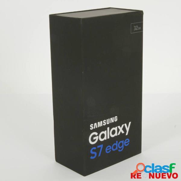 Samsung galaxy s7 edge de 32gb black onyx nuevo precintado e308988